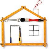 Продукт Комплект за полагане на подове/монтаж, 4 части Bosch 2 608 661 696